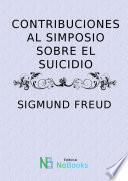 Contribuciones al simposio sobre el suicidio