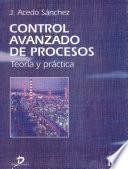 Control Avanzado de Procesos
