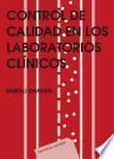 Control de la calidad en los laboratorios clínicos