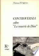 Controversia sobre la muerte de Dios