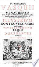 Controversiarum illustrium aliarumque usu frequentium libri tres