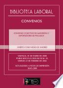 CONVENIO COLECTIVO DE MAYORISTAS Y EXPORTADORES DE PESCADOS
