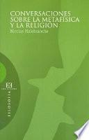Conversaciones sobre la metafísica y la religión