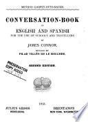 Conversation-book in English and Spanish