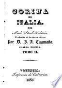 Corina en Italia