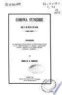 Corona fúnebre del 2 de mayo de 1808