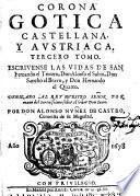 Corona Gothica, Castellana y Austriaca