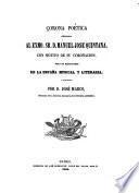 Corona poética dedicada al Exmo Sr. Manuel José Quintana
