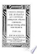 Coronica general de España