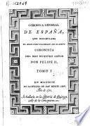 Coronica general de España que que recopilaba el maestro Florian de Ocampo ...