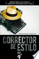CORRECTOR DE ESTILO