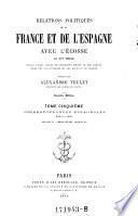 Correspondances espagnoles 1562-1588