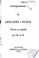 Correspondencia de Abelardo y Eloísa