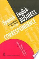 Correspondencia de Comercio Español/Inglés