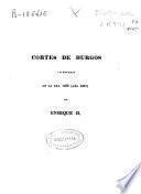 Cortes de Burgos
