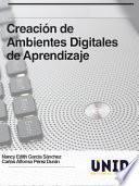 Creación de ambientes digitales de aprendizaje
