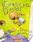 ¡Crece ya, David! (Grow Up, David)