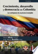 Crecimiento, desarrollo y democracia en Colombia