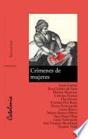Crímenes de mujeres