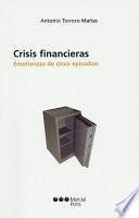 Crisis financieras