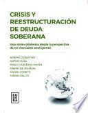 Crisis y reestructuración de deuda soberana