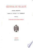 Cristóbal de Villalón