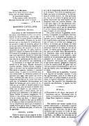 Crónica científica y literaria