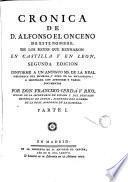 Crónica de D. Alfonso XI, de los Reyes de Castila y León
