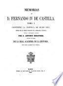 Cronica de dicho rey, copiada de un codice existente en la Biblioteca nacional