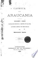 Crónica de la Araucania