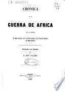 Crónica de la guerra de África