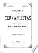 Crónica de los Cervantistas
