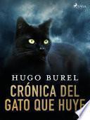 Crónica del gato que huye