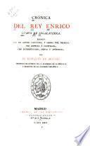 Crónica del rey Enrico Otavo de Ingalaterra