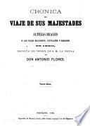 Crónica del viaje de sus majestades y altezas reales a las Islas Baleares
