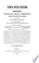 Crónica medica Mexicana