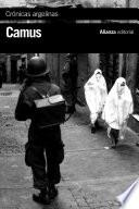 Crónicas argelinas (1939-1958)