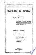 Crónicas de Bogotá