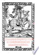 Cronicas de los reyes de Castilla don Pedro don Enrique II don Juan I. nuevamento impressas y emendadas