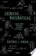 Crónicas matemáticas