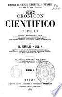 Cronicón científico popular