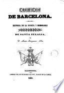Cronicón de Barcelona