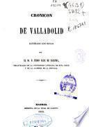 Cronicon de Valladolid