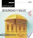 Cuaderno del alumno. Seguridad y salud (Transversal: MF0075_2). Certificados de profesionalidad
