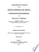 Cuadro descriptivo y comparativo de las lenguas indígenas de México