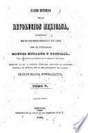 Cuadro historico de la revolucion mexicana