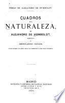 Cuadros de la naturaleza