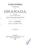 Cuadros históricos y descriptivos de Granada