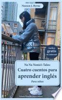Cuatro cuentos para aprender inglés