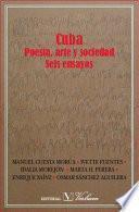 Cuba, poesía, arte y sociedad